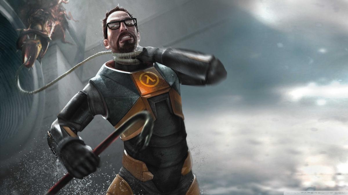 Энтузиаст смоделировал сцену из Half-Life2 в Unreal Engine4