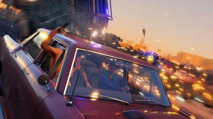 В новом ролике перезапуска Saints Row показали перестрелки и вождение