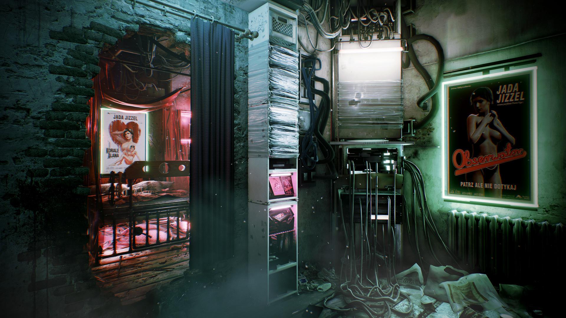Фрагменты Observer System Redux показали в ходе Tokyo Game Show