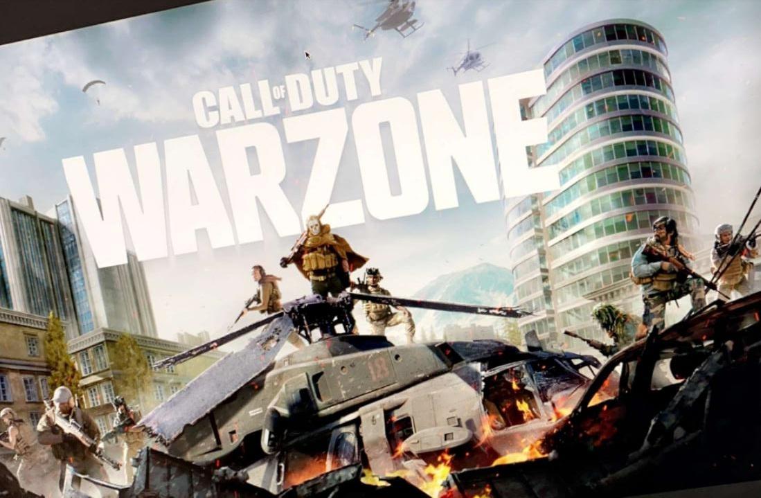 Утечка: королевскую битву Modern Warfare назовут Call of Duty: Warzone