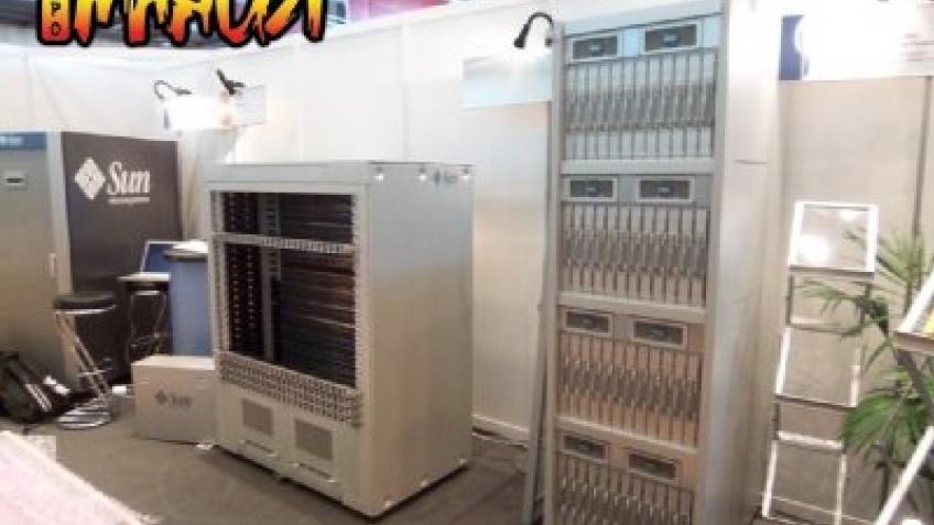 Суперкомпьютер от Sun догоняет BlueGene