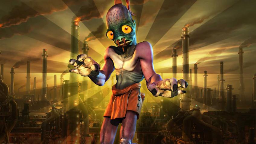 В Epic Games Store в течение суток отдают Oddworld: New 'n' Tasty
