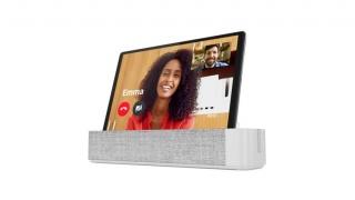 Новый планшет Lenovo выполняет также функции умной колонки