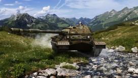 Чудеса рандома в игре World of Tanks