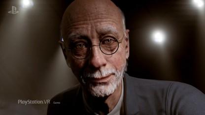 Sony представила шесть игр для виртуальной реальности