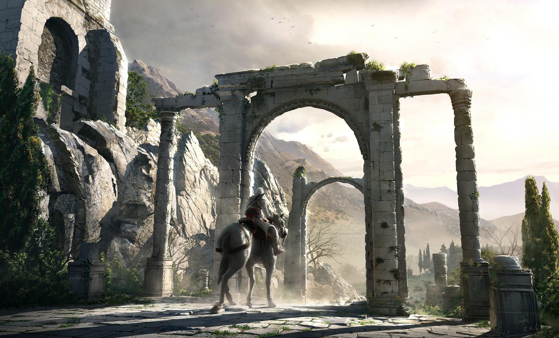 Ubisoft покинул арт-директор Assassin's Creed Рафаэль Лакост