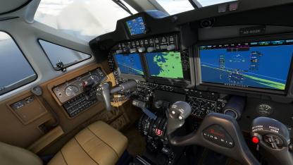 Воскресный кинозал: Энтузиаст сделал себе Microsoft Flight Simulator из World of Warcraft