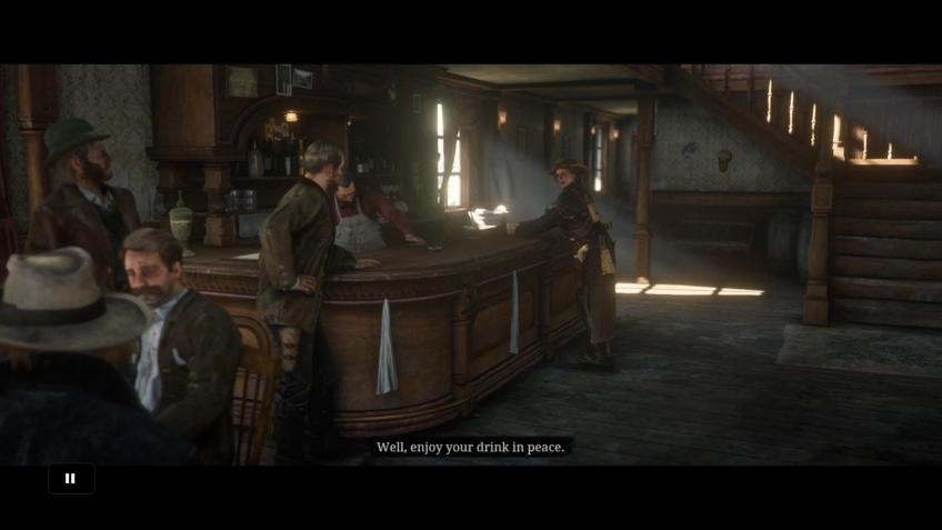 Свежим патчем авторы Red Dead Redemption2 выключили затенение, но это не точно