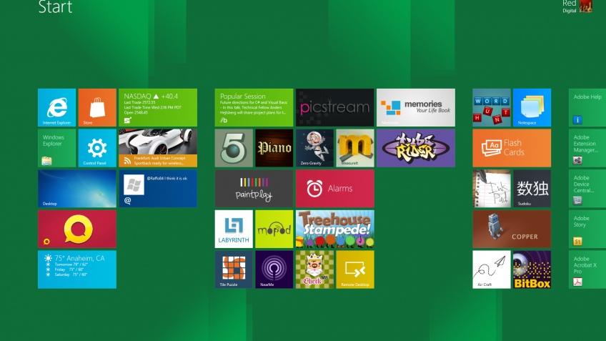 Windows8 на процессорах ARM не сможет запускать стандартные приложения, написанные под х86
