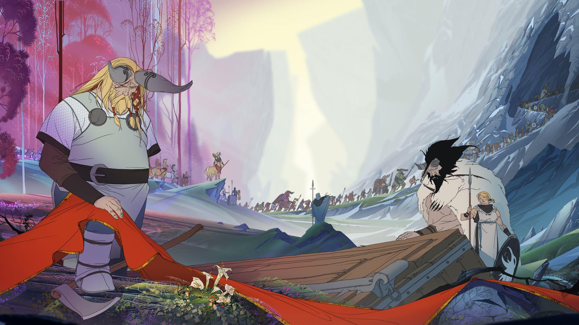 Авторы The Banner Saga ищут дизайнера с опытом работы над играми-сервисами или MMO