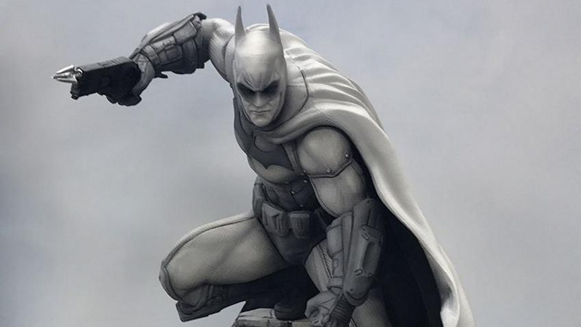 Бэтмен получит новую фигурку в честь десятилетия Arkham Asylum
