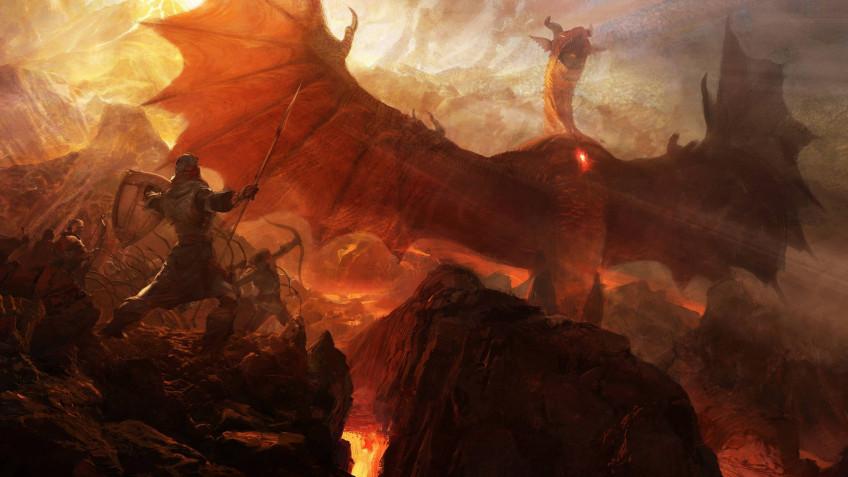 Аниме-сериал Dragon's Dogma выйдет на Netflix в сентябре — первые детали