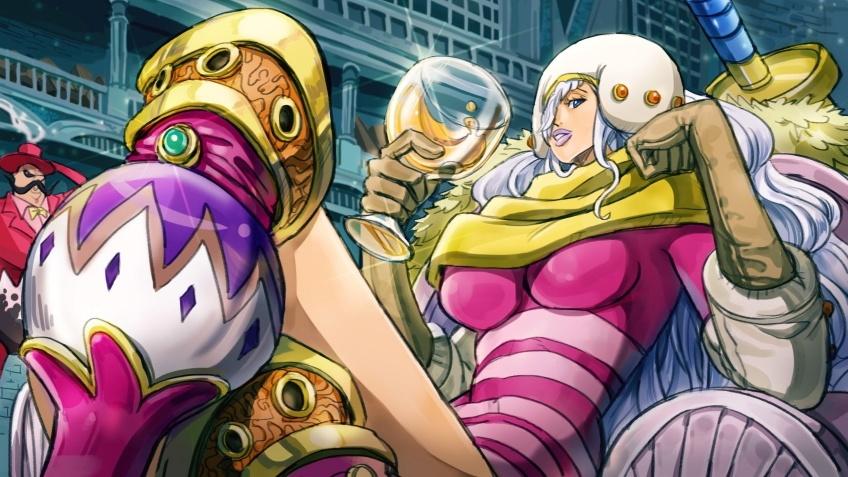Шарлотта Смузи станет первым DLC-персонажем для One Piece: Pirate Warriors4