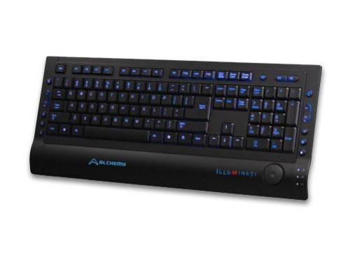 Новая клавиатура OCZ, теперь с подсветкой