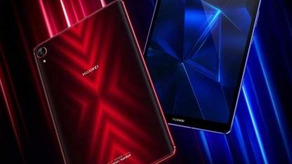 Huawei представила первый игровой планшет