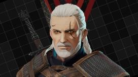 В боевике про мехов Daemon X Machina появились Геральт и Цири из «Ведьмака»