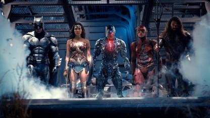Comic-Con 2017: вышел новый трейлер «Лиги справедливости»