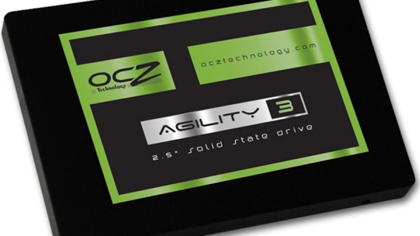 OCZ представила SSD со скоростью чтения 500 Мб/с