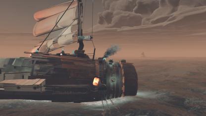 Мальчик и море в геймплейном трейлере FAR: Changing Tides