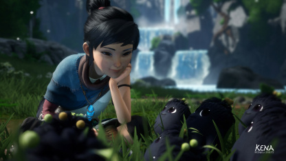 В сети появились записи геймплея Kena: Bridge Of Spirits с E3