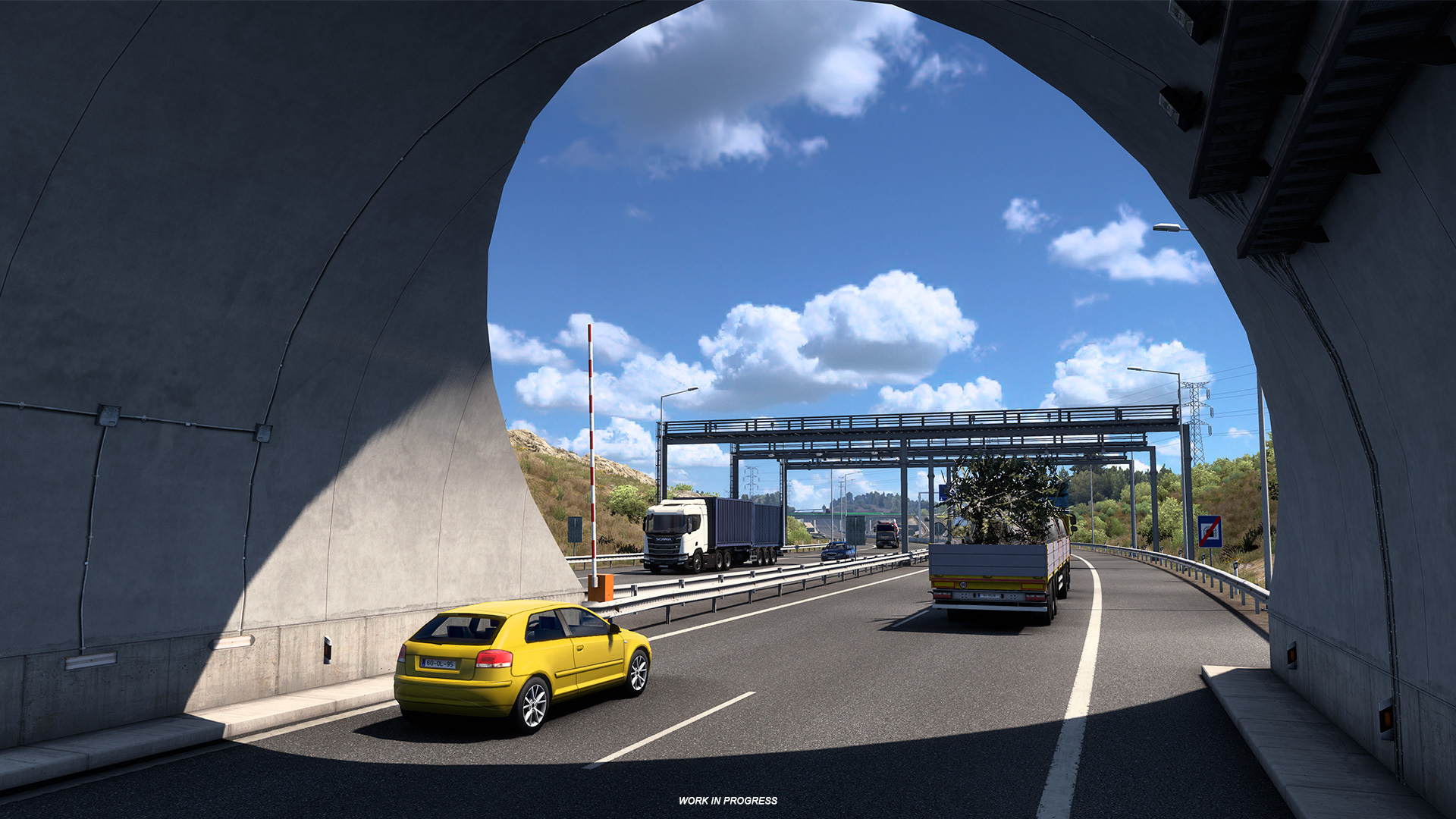 Создатели Euro Truck Simulator2 показали17 минут из DLC Iberia