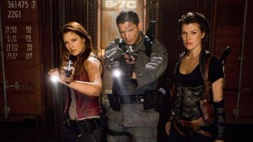 Побег из Resident Evil
