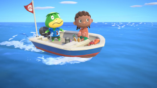 К Animal Crossing: New Horizons выпустят DLC Happy Home Paradise