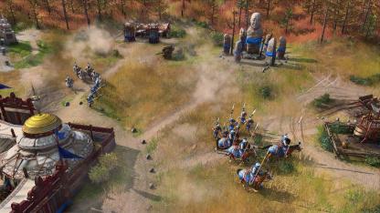 С ханом во главе: авторы Age of Empires IV представили монголов