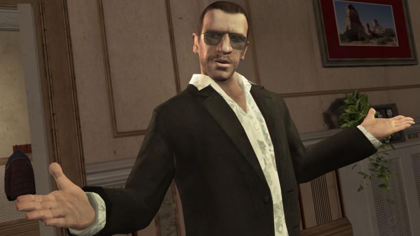 В Steam больше нельзя купить Grand Theft Auto IV