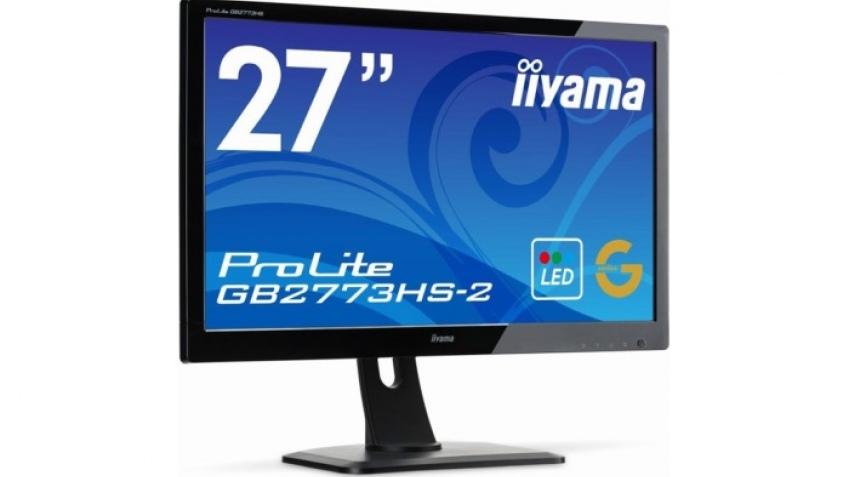 Частота обновления iiyama ProLite GB2773HS-2 равна 144 Гц