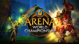 Команда Wildcard стала победителем еврофинала WoW Arena World Championship 2020