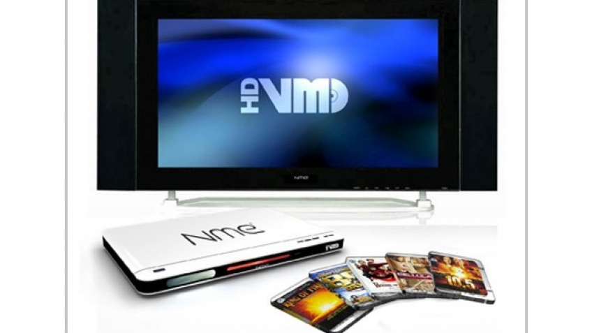 VMD составит конкуренцию Blu-ray