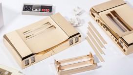 Золотую консоль NES выпустят к юбилею серии The Legend of Zelda
