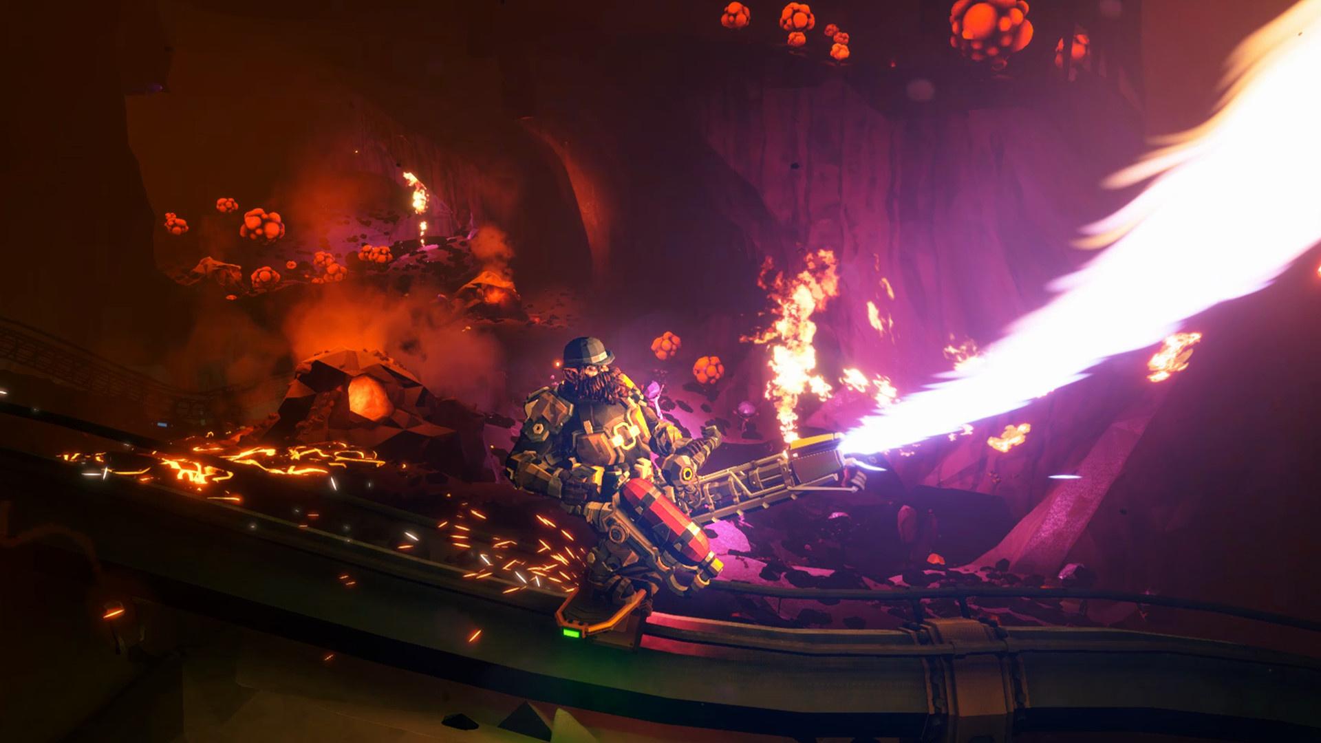 В Deep Rock Galactic пройдёт событие по случаю трёхлетия игры