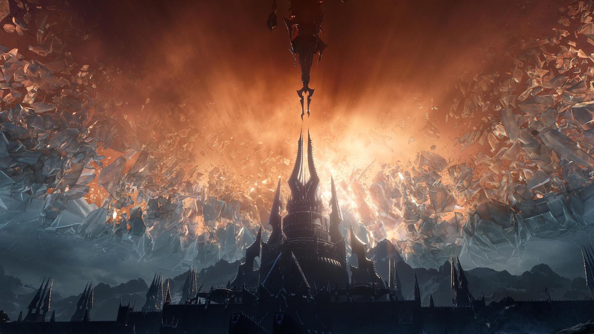 Герои World of Warcraft: Shadowlands смогут прокачаться со 120-го уровня до 60-го