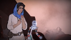 Создатели 80 Days анонсировали научно-фантастическое приключение Heaven's Vault