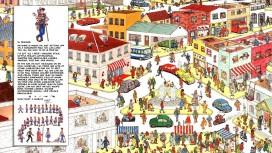 Найди Вальдо – от книг к игре