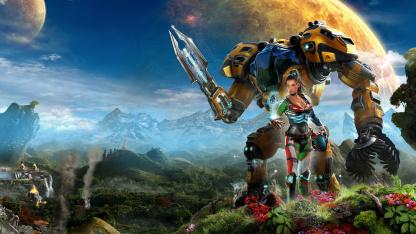 Стратегия The Riftbreaker выйдет на PS5, Xbox Series и PC в середине октября