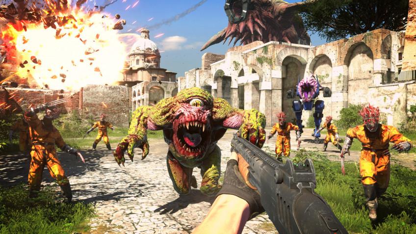 Вслед за Baldur's Gate III: Serious Sam4 отложили до24 сентября