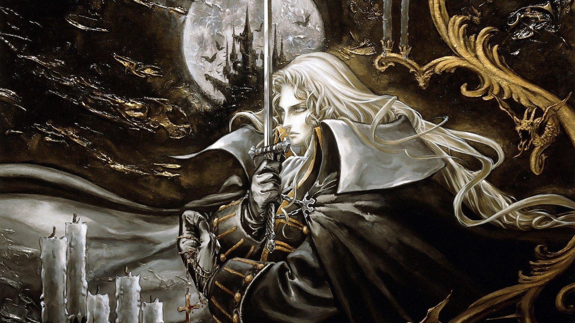 Castlevania: Symphony of the Night вышла на iOS и Android