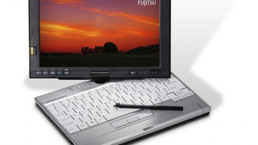 Ноутбуки Fujitsu с SSD