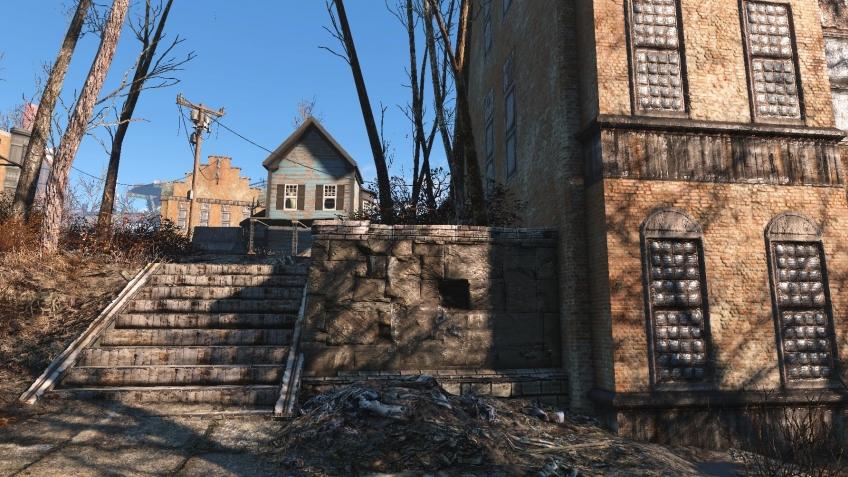 Fallout4 получила самый масштабный текстурный мод Vivid Fallout