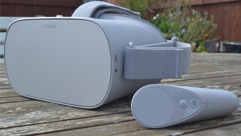VR-шлем Oculus Go подешевел