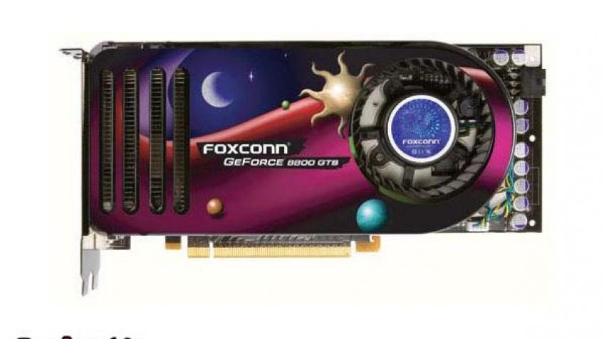 Урезанная GeForce 8800 GTS — теперь официально