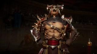 Авторы Mortal Kombat11 представили трейлер Шао Кана