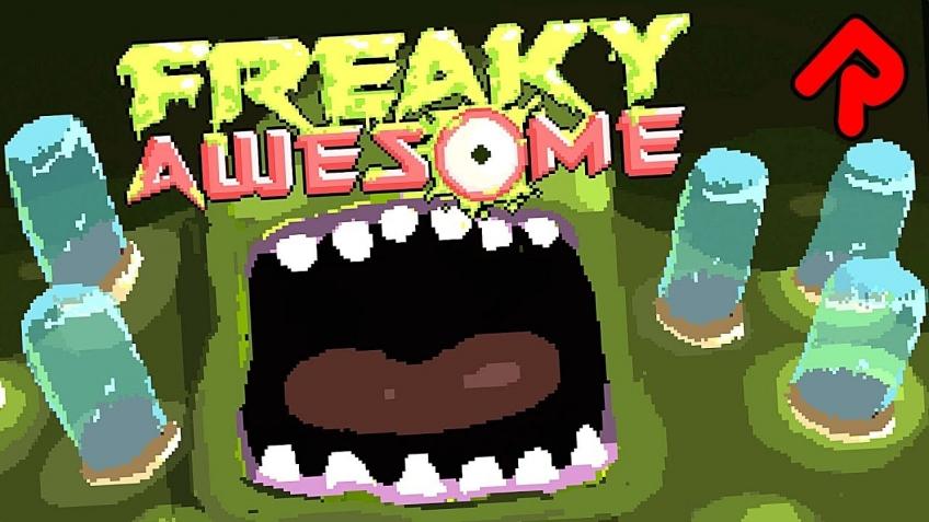 «Рогалик» Freaky Awesome обзавёлся датой релиза