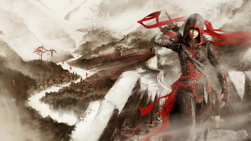 Раздача Assassin's Creed Chronicles: China на PC и распродажа Ubisoft
