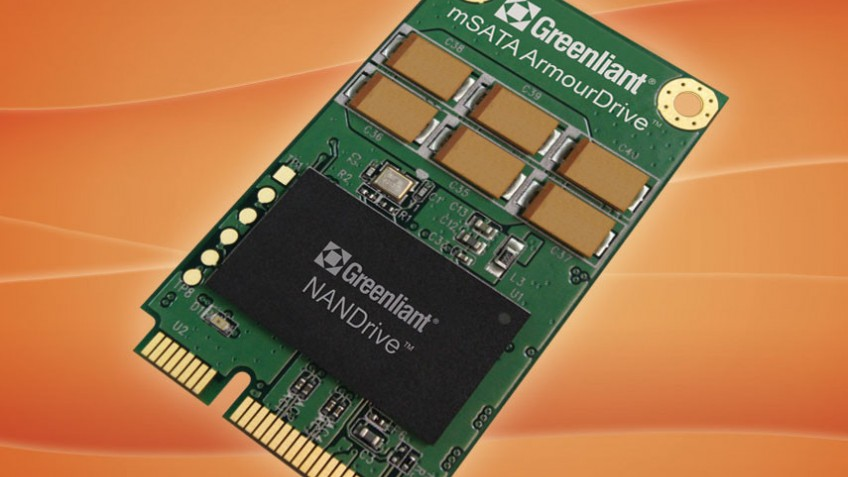 Greenliant представила SSD ArmourDrive на основе SLC-памяти