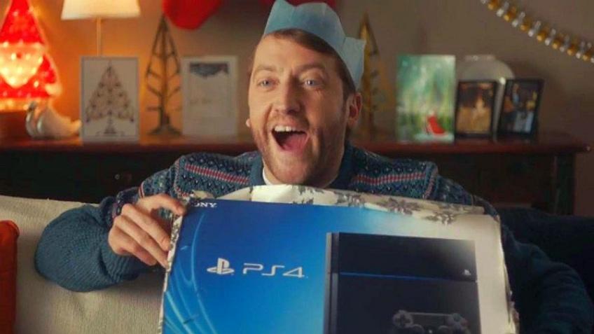 PS4 в качестве новогоднего подарка получили более шести миллионов