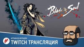 Blade & Soul, бета DOOM и Batman: Arkham Knight в прямом эфире «Игромании»